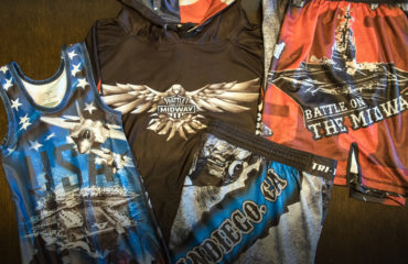 Tri-Titans Offical Apparel Provider for Battle On The Midway